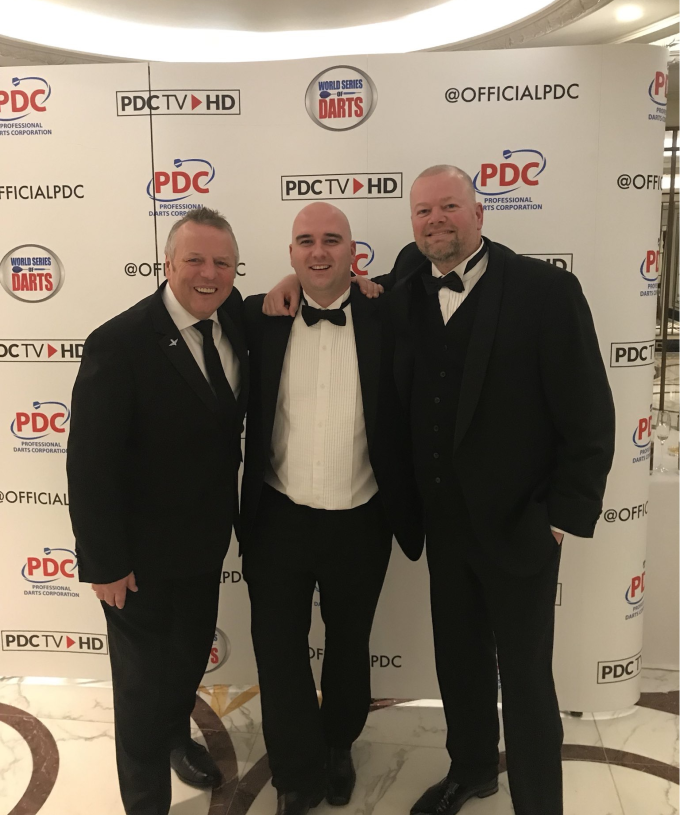 2018 PDC Annual Awards